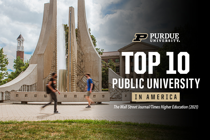 Top Ten Purdue