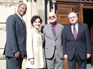Purdue Inductees to the American Academy of Arts and Sciences with France A. Córdova