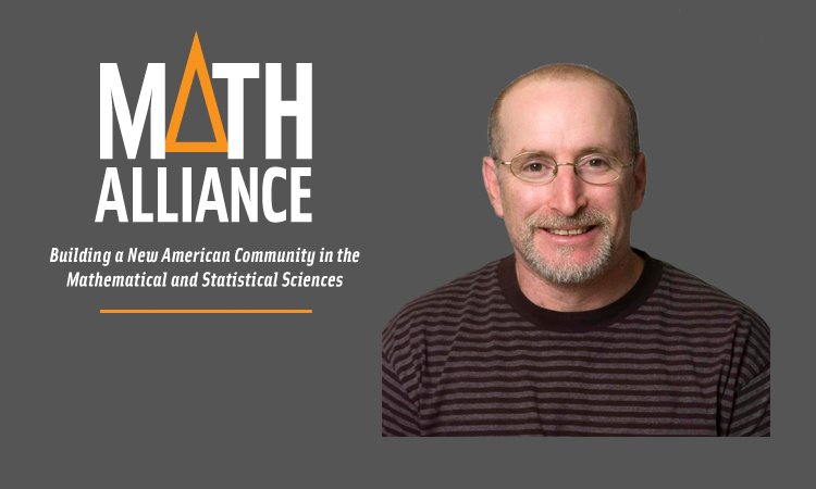 Notices talks Math Alliance with Prof. Goldberg