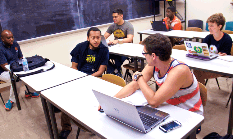 PRiME introduced undergrads to the world of mathematics research
