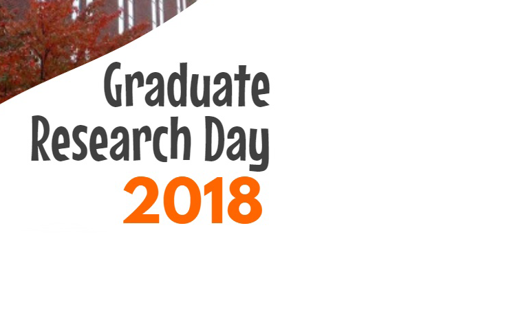 Graduate Research Day 2018