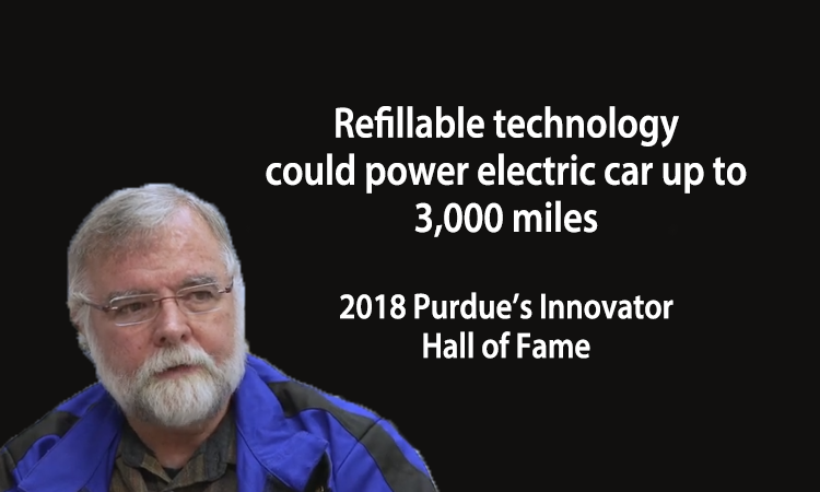 Professor John Cushman, Co-founder, IFBattery