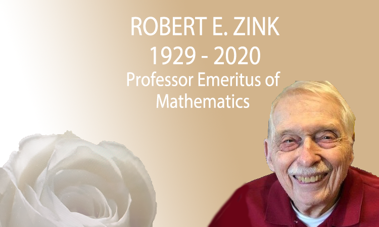Memorial resolution for Robert Zink