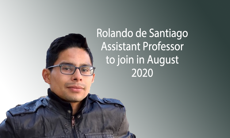 Rolando de Santiago to join in August 2020