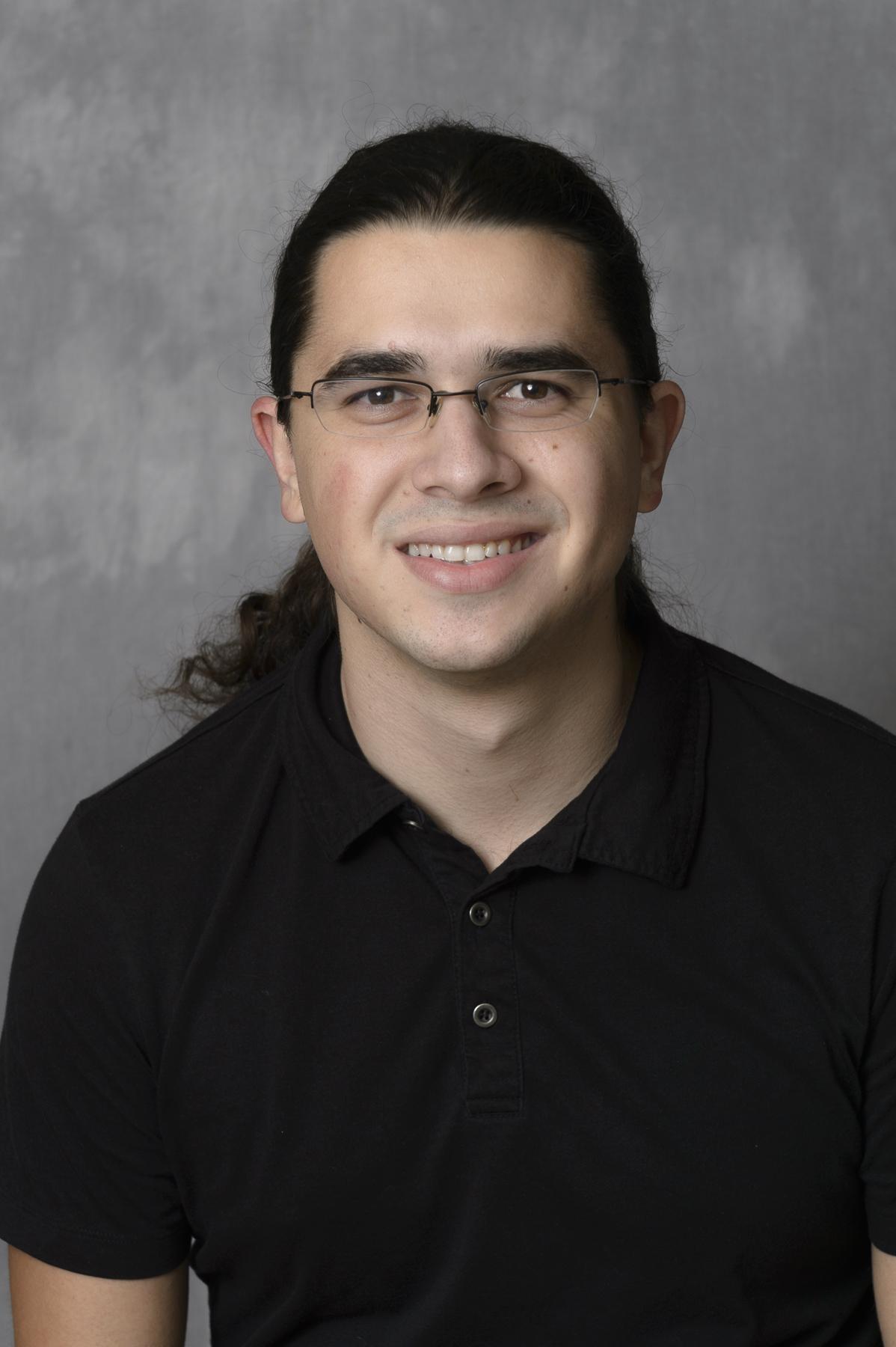 Kyle Dahlin Portrait