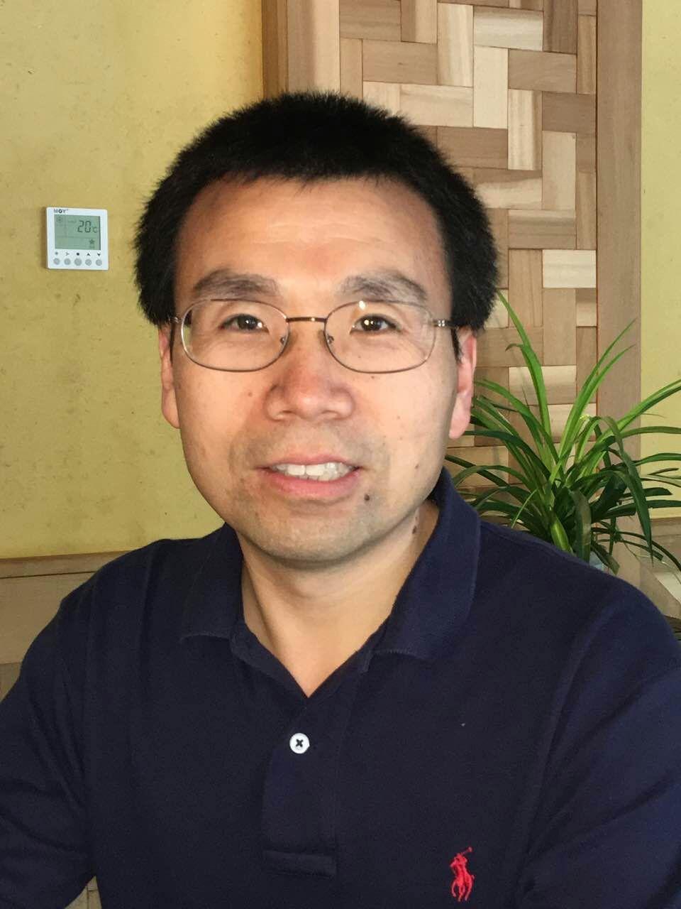 Suchuan Dong Portrait
