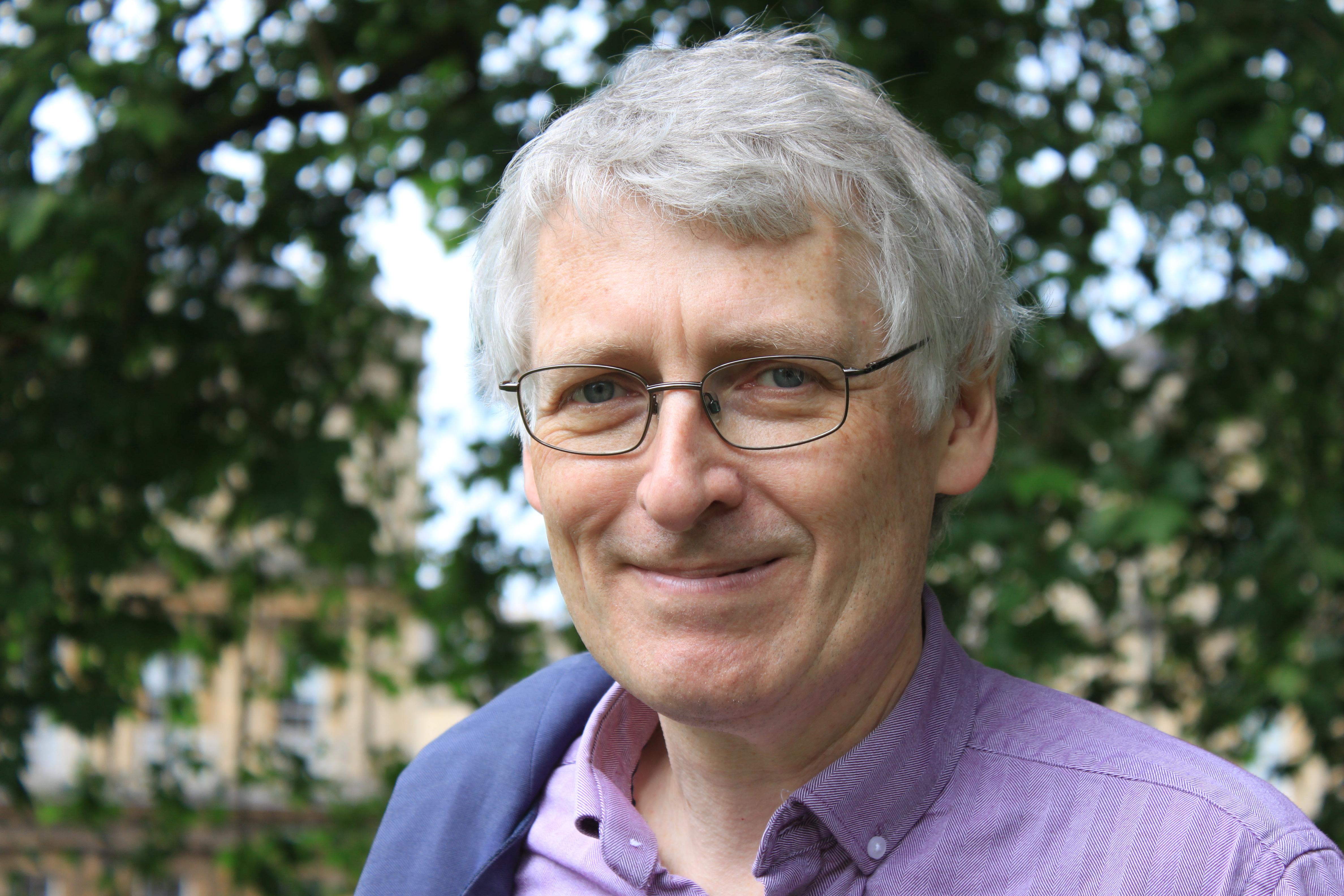 Trevor Wooley Portrait